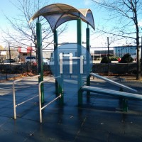 New York City - Calisthenics / Freeletics Spot - Patrol Officer William T Gun Junior Park