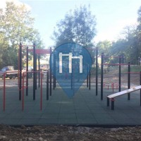 Sered - Street Workout Park - Octago