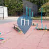 New York (Brooklyn) - Outdoor Fitnesspark - Kelly Park Playground