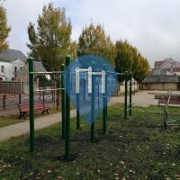 Klimmzugstange - Dourdan - Outdoor Fitness Dourdan