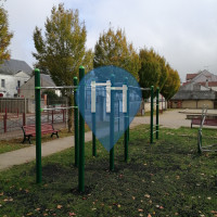 徒手健身公园 - 杜尔当 - Outdoor Fitness Dourdan
