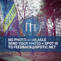 Public gym park - Mazyr - Calisthenics workout