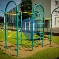 Lourdes - 徒手健身公园 - Husson