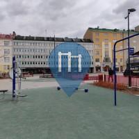 Fitness Parcours - Lahti - Alatori excersice area