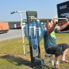 Public Pull Up Bars - Łagów - Truckers Life Outdoor Fitness siłownia