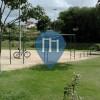 Сорокаба - Воркаут площадка - Parque Campolim