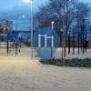 Móstoles - Gimnasio al aire libre - Parque Calistenia Polideportivo El Soto