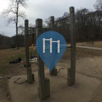 Washington - Outdoor Exercise Stations - Rock Creek Park Trails