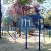 Parque Calistenia - Belgrado - Calisthenics Park Čubura Park