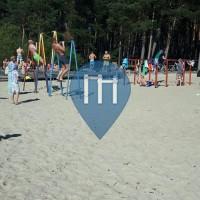 Tallinn - Calisthenics Equipment - Pirita Beach
