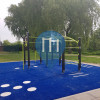 Mol - Outdoor fitness station - Den Uyt