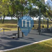 Brisbane (Aspley) - Outdoor Exercise Gym - Marchant Park