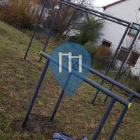 格罗斯贝特林根 - 徒手健身公园 - Calisthenics Gerüst