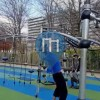 Paris - Gimnasio al aire libre - Parc Martin Luther King