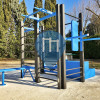 Outdoor Pull Up Bars - Graveson - Aire de fitness AirFit - Graveson