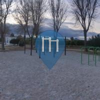 Oliva - Public Pull Up Bars - Oliva - Calisthenics Park - Carrer del Romer