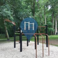 Mios - Calisthenics Workout Park - Avenue de la Libération