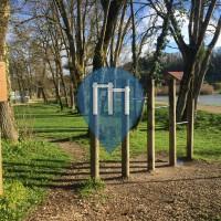 La Balme de Sillingy - Fitness Parcours - Lac de la Balme