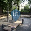 New York (Brooklyn) - Parco Calisthenics - Thomas Boyland Park