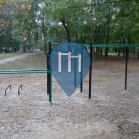 Vrakuňa - Calisthenics Park - Octago