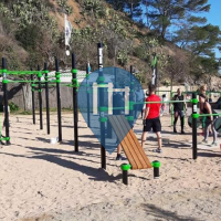 Outdoor Fitness Park - Calisthenics Stations - Parc de Cal·listènia
