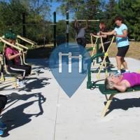 Dublin (Ohio) - Exercise Park - Community Recreation Center