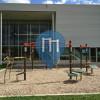 Niagara Falls, Ontario - Outdoor Exercise Park - Ontario McBain Community Centre
