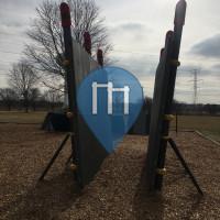 Plainfield - Calisthenics Stations - Romeoville Fitcore Extreme Park