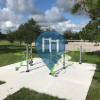 Port St. Lucie - Outdoor Fitness Station - Jessica Clinton Park