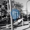 Montpellier - Street Workout Park - Parc Dioscoride