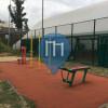 Ginásio ao ar livre - Wieliczka - Street workout Solne Miasto