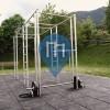 Calisthenics Park Fittastic Fitnessparcour in Sarnthein - Sarentino