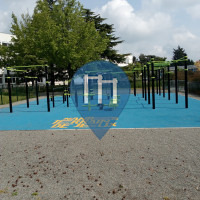 Parc Street Workout - Nantes - Street workout Breil