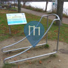 Frankfurt - Outdoor fitness stations - Griesheim