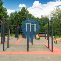 Outdoor Gym - Villeparisis - Villeparisis Calisthenics Park