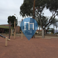 Tucson - Воркаут площадка - Himmel Park