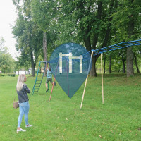 Cesvaine - Outdoor Exercise Gym