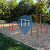 Freudenstadt - Calisthenics  equipment - David Fahrner Halle
