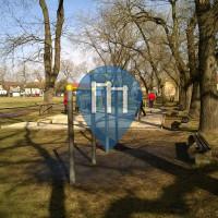 Szeged - Calisthenics Geräte - Alsóváros
