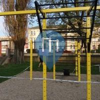 Olomouc - Parc Street Workout - Botanicka  Zahrada