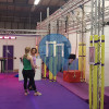 INDOOR - Primal Gym - Edinburgh - Calisthenics & Ninja Warrior Parcours