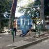 Medellín - Outdoor Fitnessstudio - Parque del Obrero