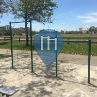Palmetto Bay - Outdoor Exercise Stations - Palmetto Bay Park