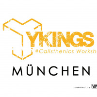 Ykings Calisthenics Workshop - Olympiapark München