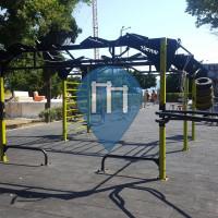 Outdoor Gym - Sozopol - Titan Calisthenics Park