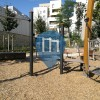 Gentilly - Street Workout Exercise Stations  -  Avenue Lénine - Prodludic
