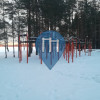 Daugavpils - Parc Musculation - Stropi workout spot - Element Fitness