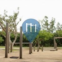 Okinawa - Street Workout Park - Okinawaken Sports Park