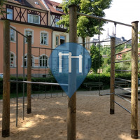 Bamberg - Outdoor Fitnessstation - Weide