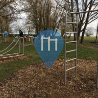 Konstanz - Outdoor-Fitness-Parcours - Hörnle